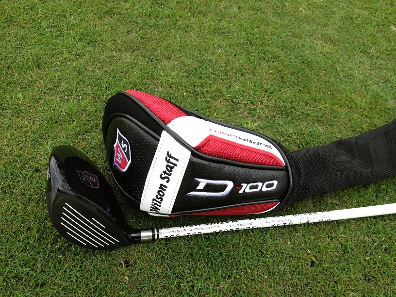 WIlson Driver and Headcover