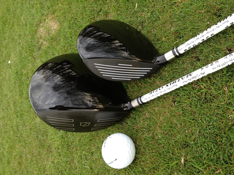 WIlson d100 driver and wood