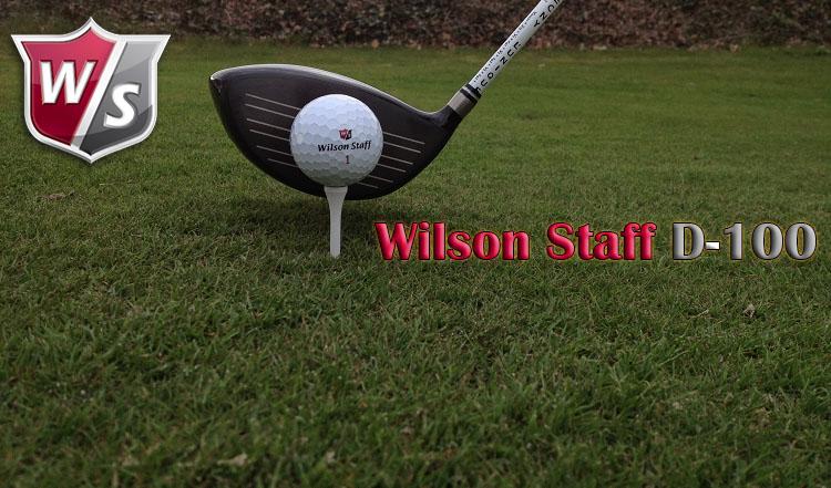 Wilson Staff D100 Driver