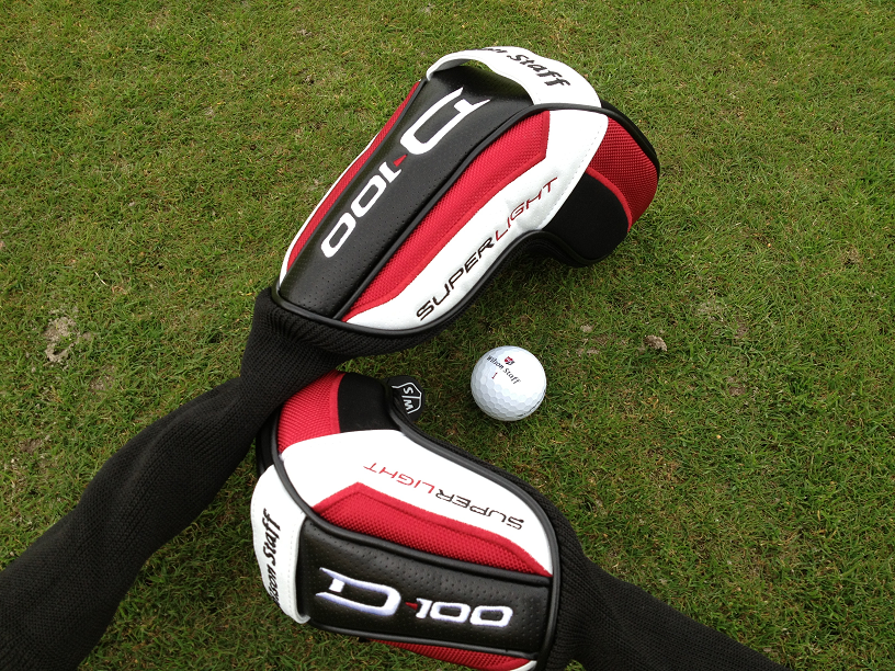 Wilson Staff d100 Headcovers