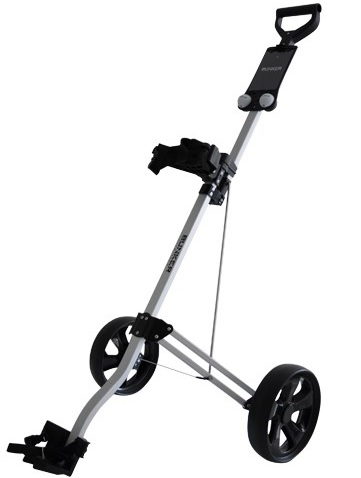 2 Wiel Golftrolley