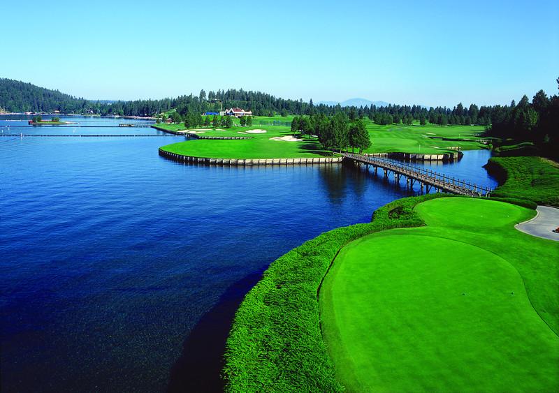 Coeur d'Alene Golf Course6-L