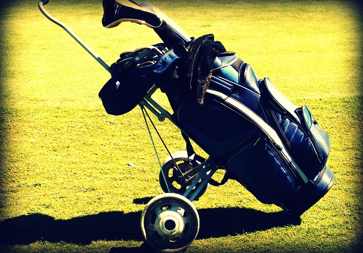Golftrolley featured