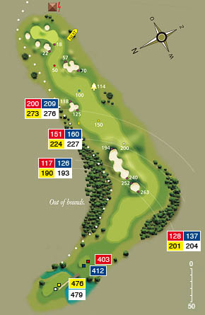 Hole 15 Best Golf