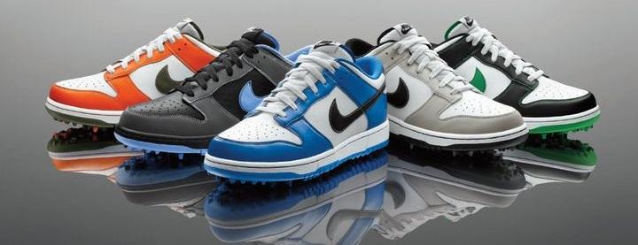Golfschoenen Nike Dunk