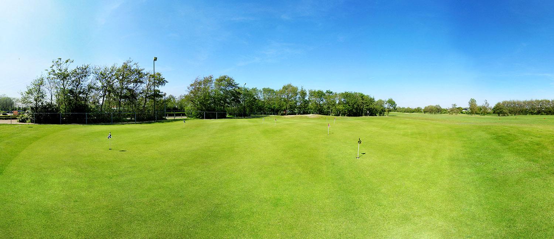 Golfbaan Ooghduyne Oefengreen