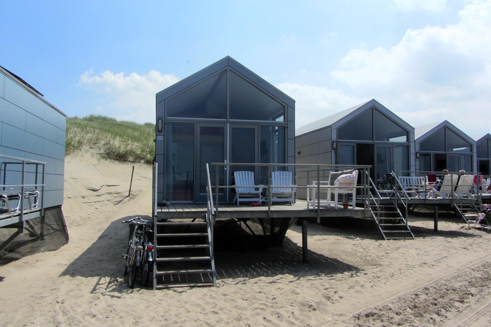 Landal Beach huisje
