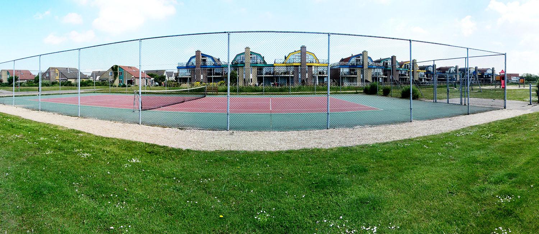 Tennisbaan Landal Ooghduyne