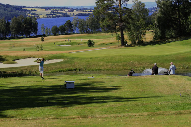 atlungstad golf