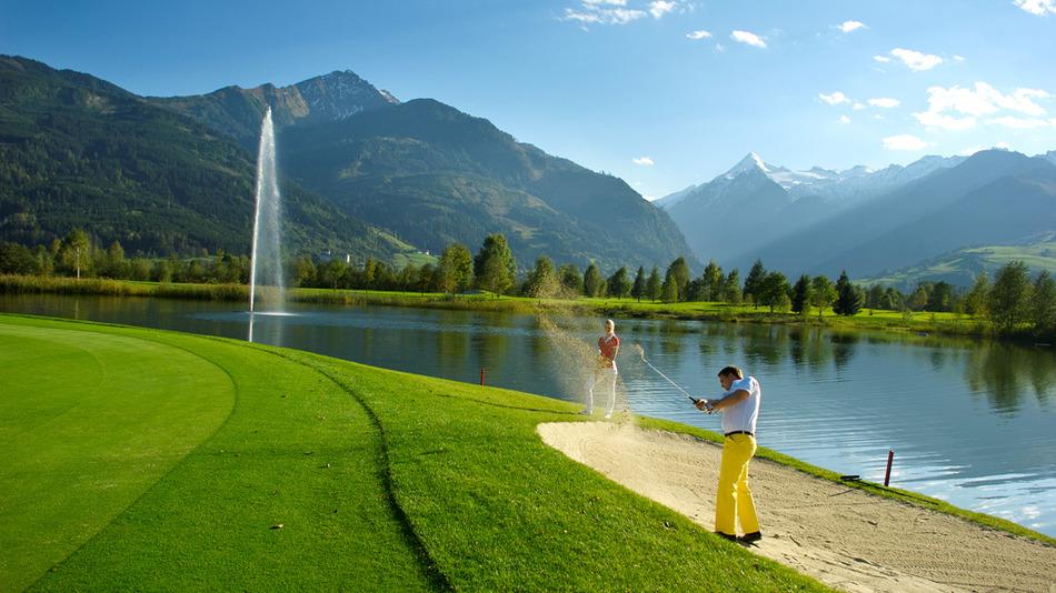 Golf kaprun