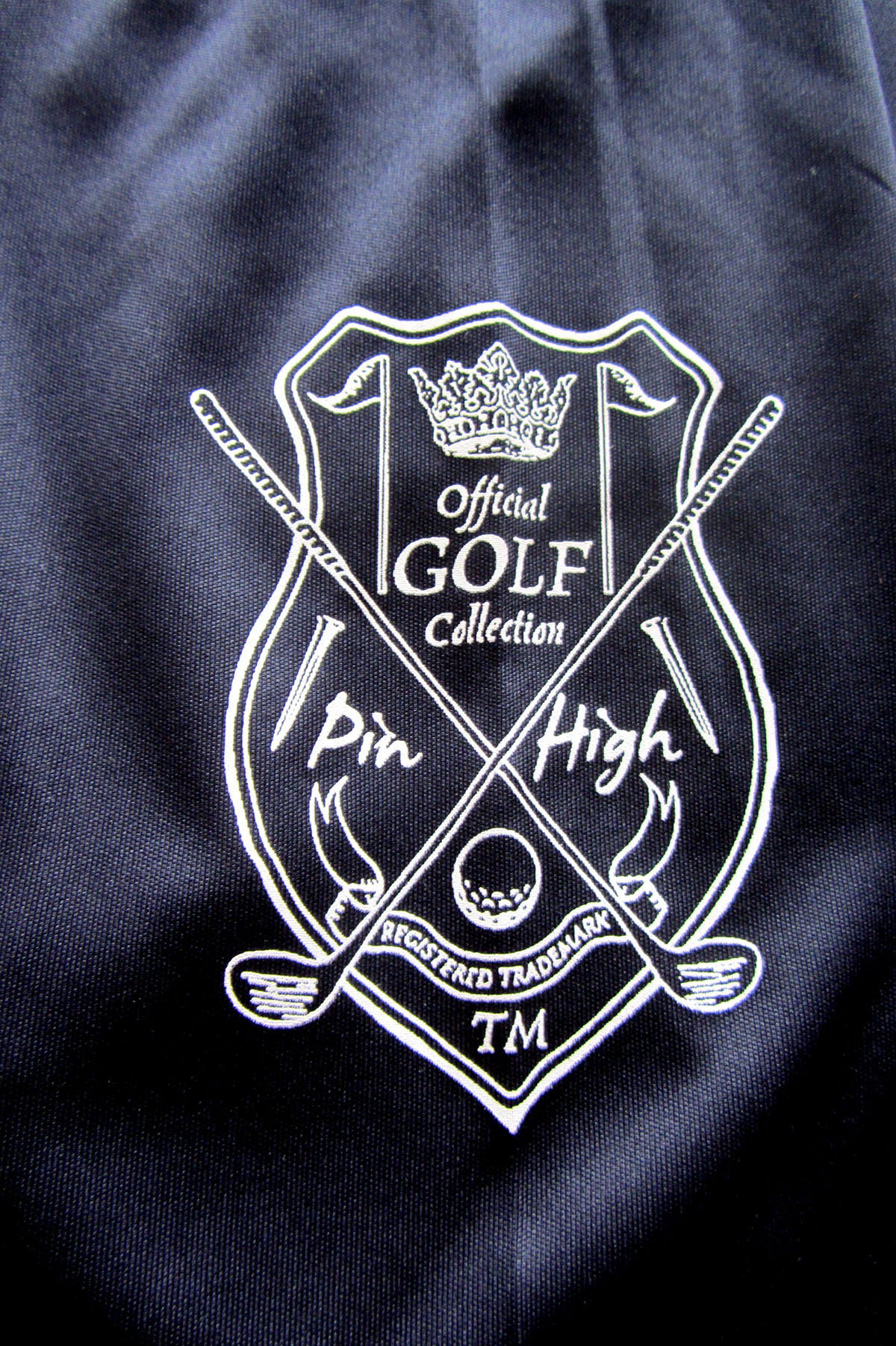 Pin High Golfwear Polo Heren JL Clubs