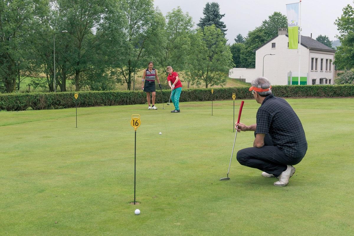 golf vaardigheids bewijs halen