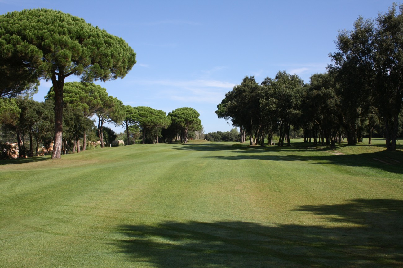 girona golf fairway