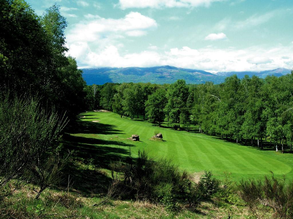 italie Golf Club Biella Le Betulle
