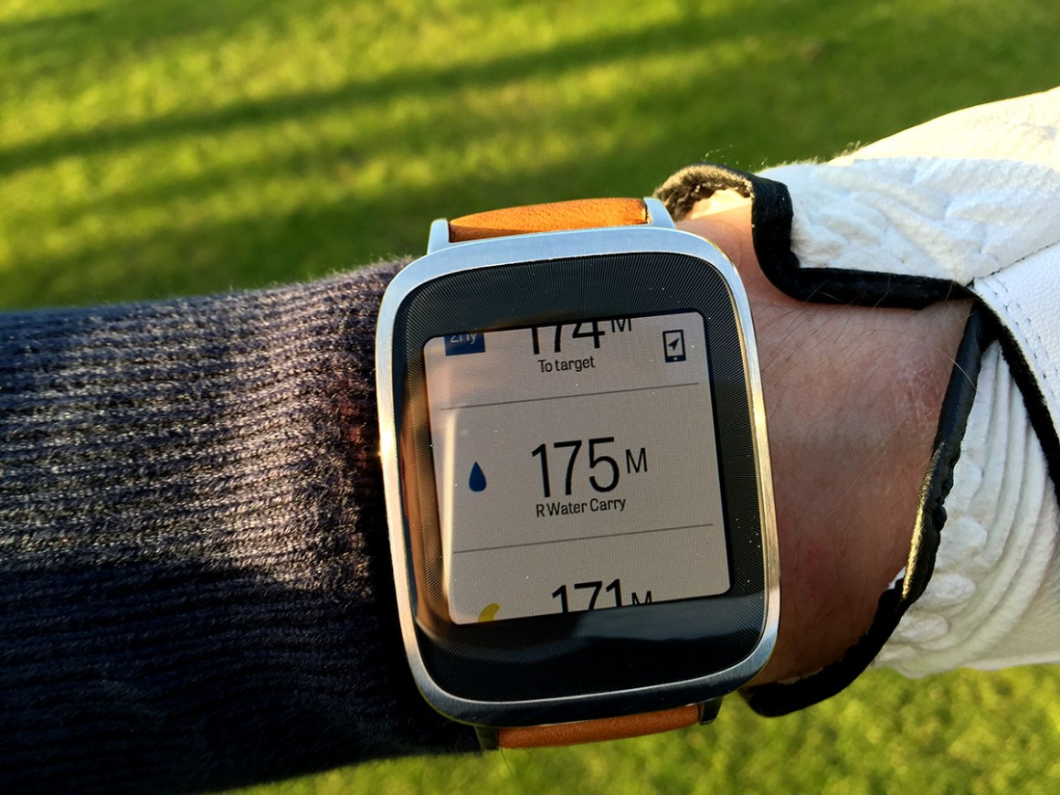 Asus zenwatch golf 3