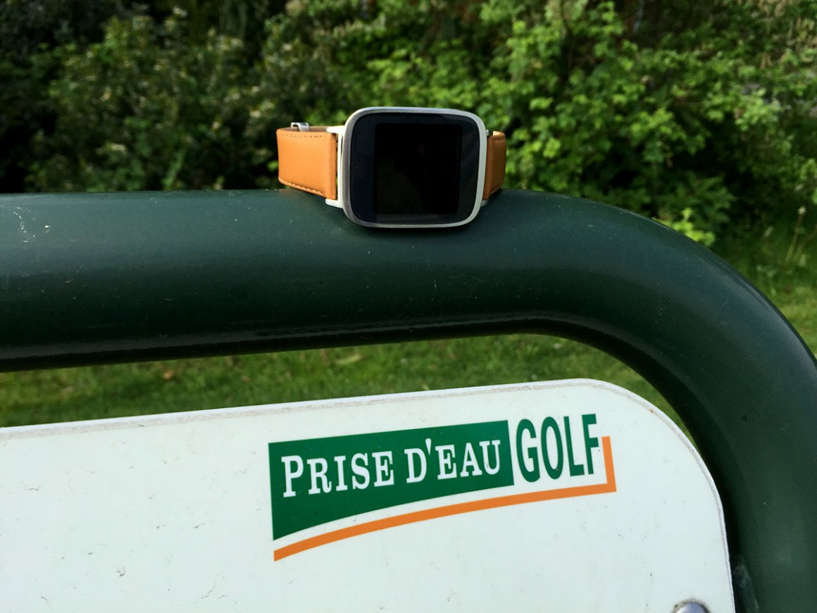 Asus zenwatch golf 5