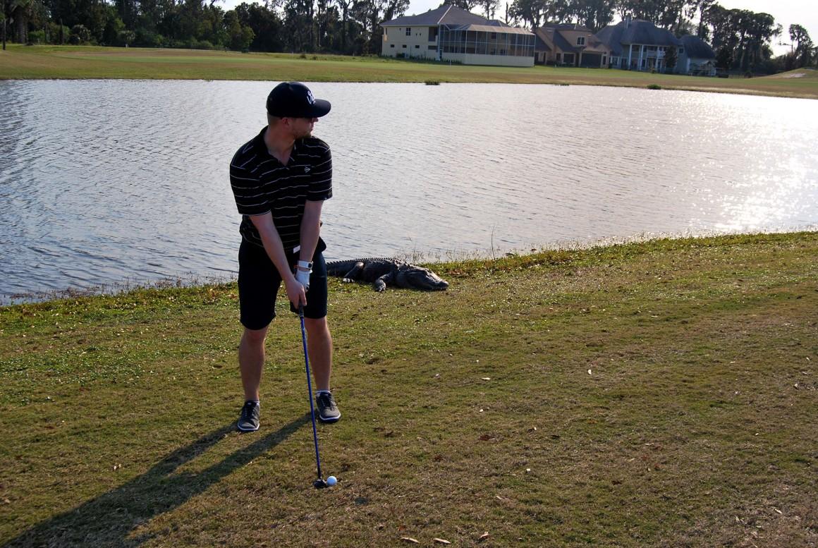 gator golf 2