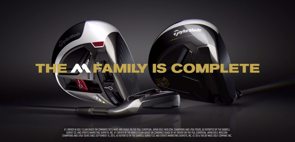 Taylormade M