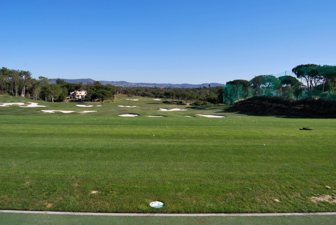 Quinta do Lago North Course Driving Range