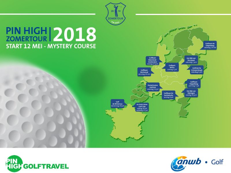 anwb golf tour 2018