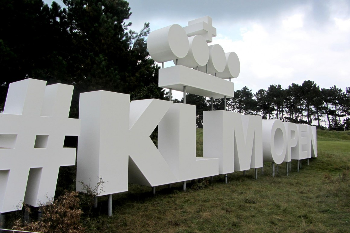 KLM Open logo
