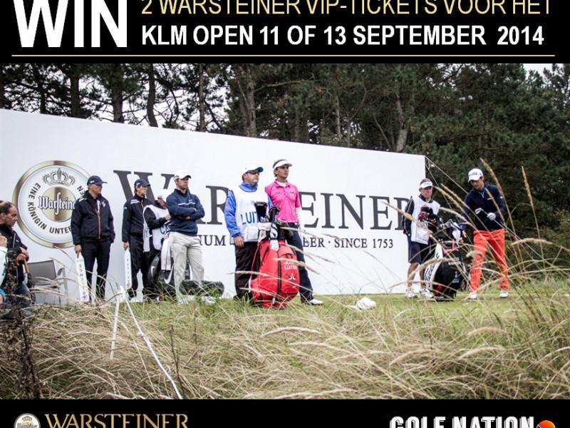 Warsteiner KLM Opem