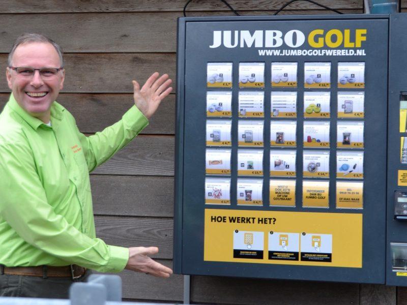 Jumbo Vendingmachine